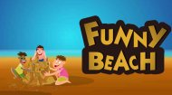 Funny Beach Game