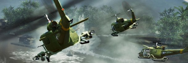 Helicopter Adventure Game