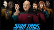 Star Trek Crew Game